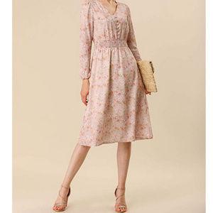 Dresses & Skirts - V neck Midi